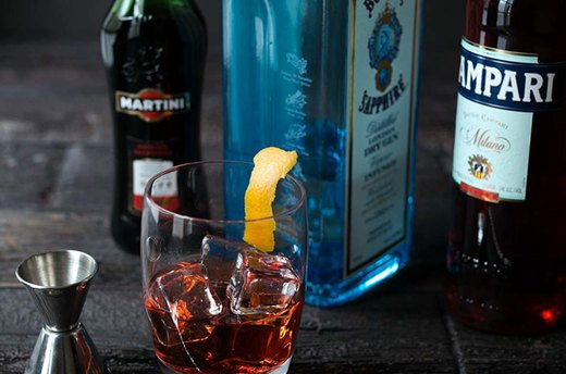 11. Negroni Cocktail