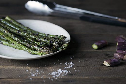 Savor the Smoky Flavor in Asparagus