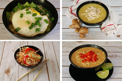 5 Cheap and Easy Top Ramen Recipes