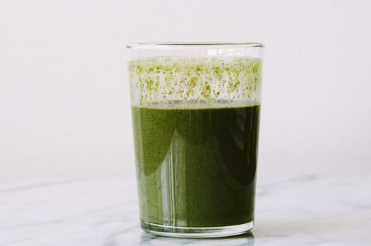 Classic Green Breakfast Smoothie