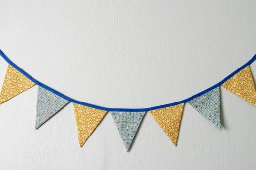 Upgrade Your Paper Bunting