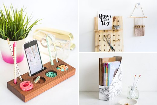 The 12 Best DIY Ways to Organize Your Office Supplies