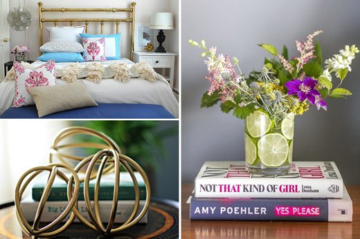 Luxury for Less: 6 DIY Bedroom Projects