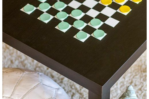 Give a Side Table a Game Night Upgrade