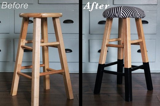 Pull Up a Stool with a New Attitude