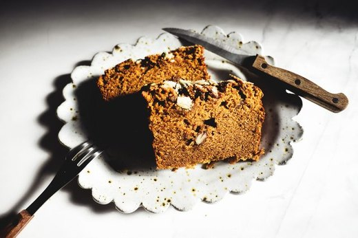 For Those Who Love the Aroma of Pumpkin Bread