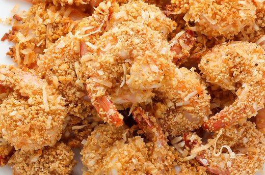 Kick Off the Party With Coconut Shrimp Appetizers