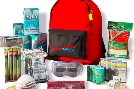 Assemble an Emergency Supply Kit