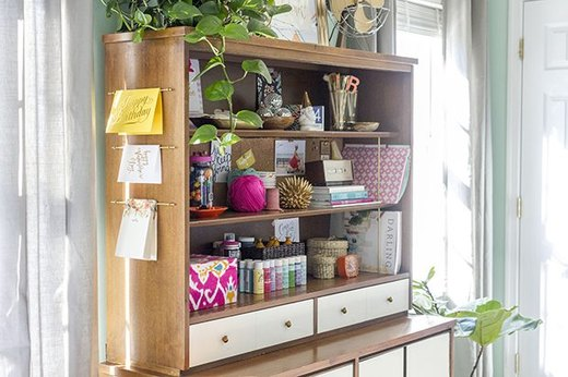 China Hutch Office Organization System