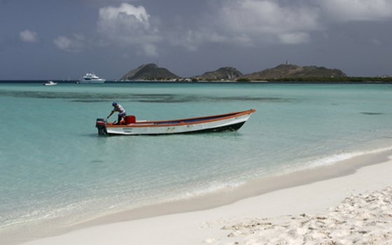 More than 7,000 islands make up the Caribbean.