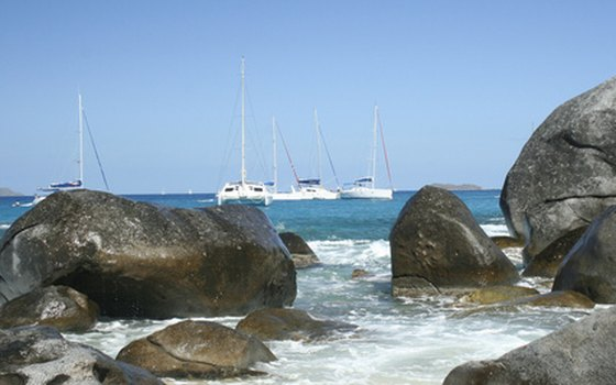 Chartered Catamarans