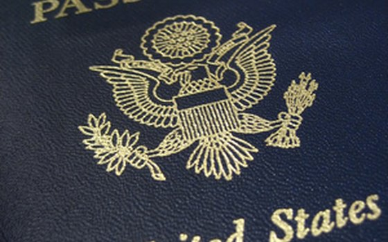 Everyone needs a valid passport for international travel.
