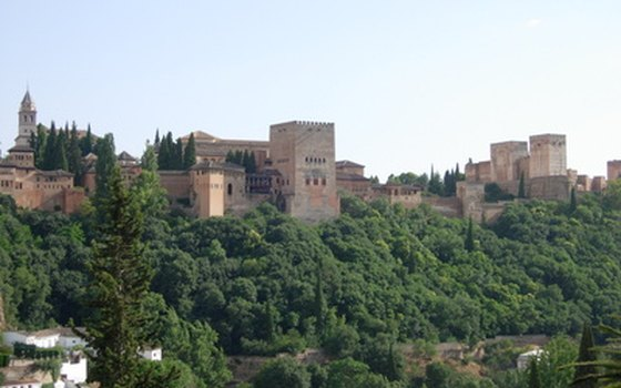 Alhambra Fortress