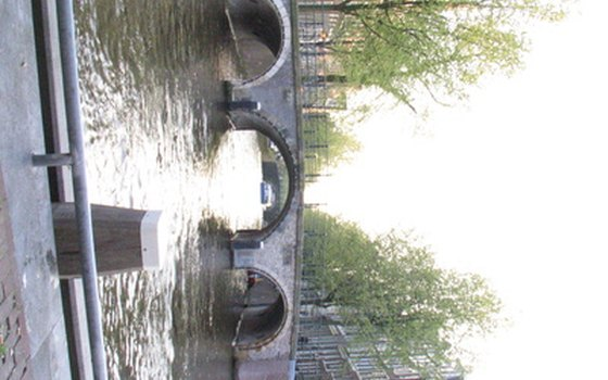 Amsterdam's canals are a highlight of tours of western Europe