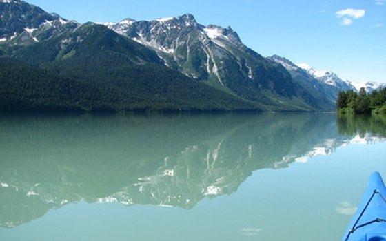 Kayaking in Alaska ranges from the peaceful to the adventurous.
