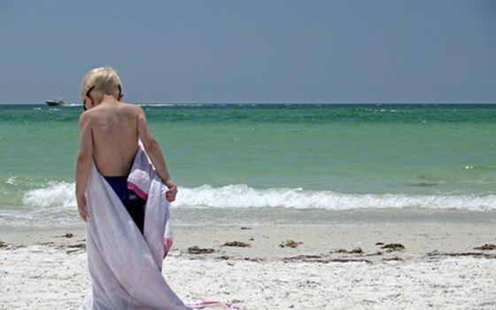 Many RV parks in Gulf Breeze are within walking distance of the Gulf of Mexico.