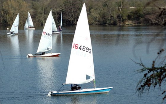 Sailing is a Recreational Activity Offered