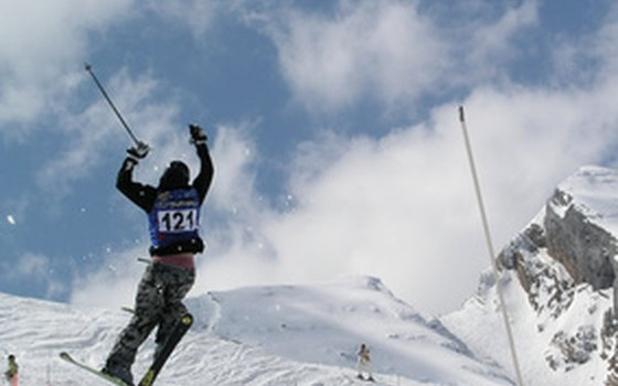 Three Terrain Parks are Built Each Season