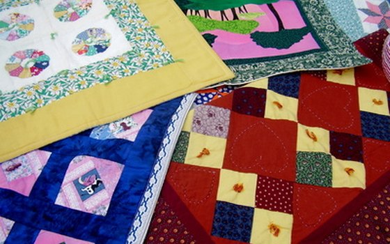 Quilting on Display