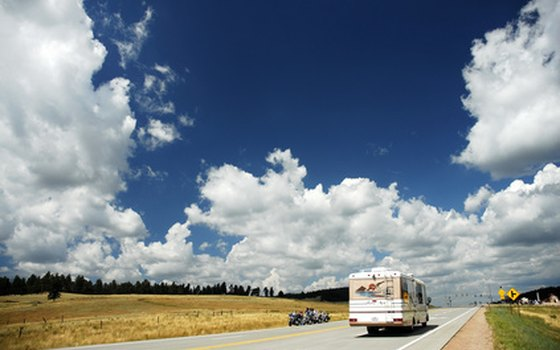 RV camps let your rig tour the Emerald Coast Parkway.