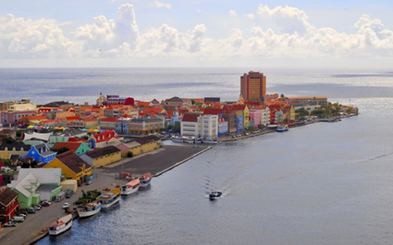 The island of Curacao is home to the Hotel Kura Hulanda Spa and Casino.