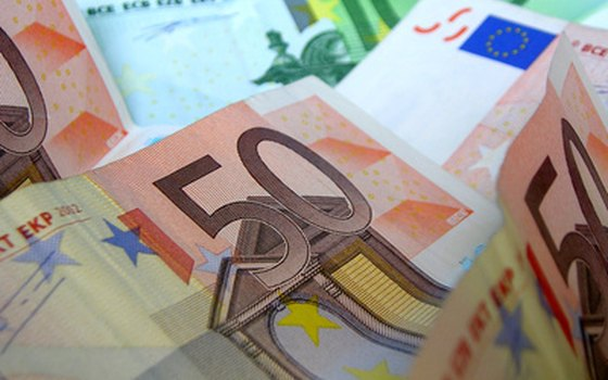 The euro is the standard currency in Italy and Europe.