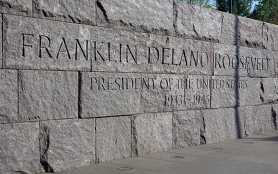 Georgia's largest state park is named after Franklin Delano Roosevelt.