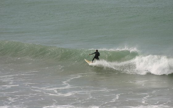 Surfing also is popular in Essaouira.