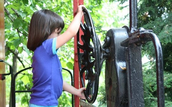 Children and adults enjoy riding on the Big South Fork Scenic Railway.