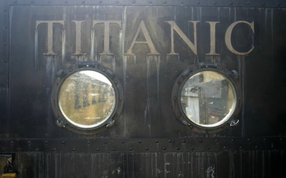 Walk through the shipyards where Sir Thomas Andrews constructed the Titanic.