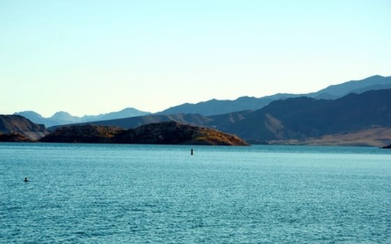 Lake Mead.