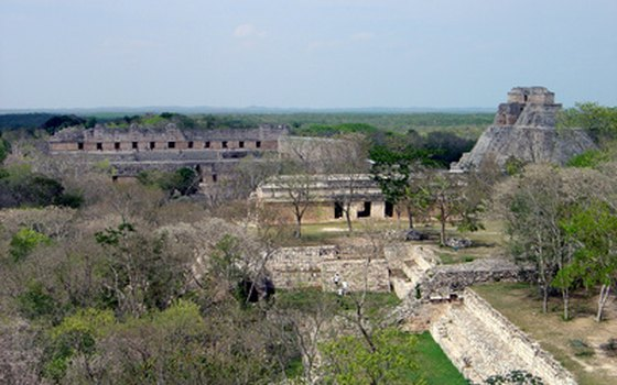 Avoid the tour buses with an overnight stay at Uxmal