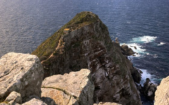 The Cape of Good Hope falls under the influence of a Mediterranean-type climate.