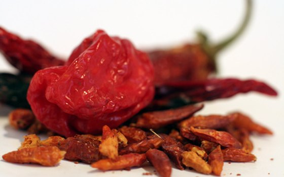 Chile peppers can be sweet or spicy, are stars of Mexican cooking.