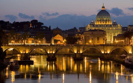 Experience Rome like a Roman while staying in Trastevere.