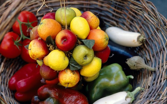 Farmers' markets across Indiana offer fresh, healthy foods.
