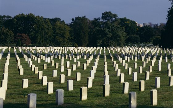 Pershing is buried in Arlington National Cemetery in Virginia.