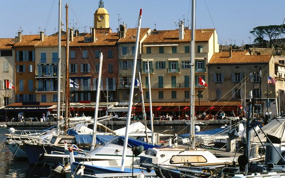 St. Tropez comes alive during the summer with vacationers flocking to feed on the trappings of the area's charm and dazzling opulence.
