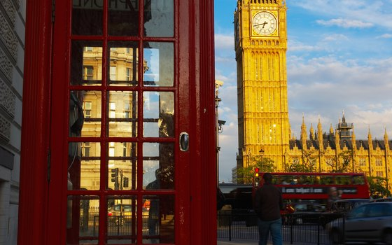 Visit Big Ben in London.
