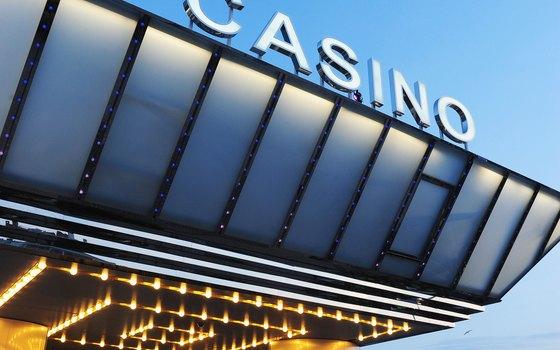 A casino in Cannes.