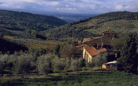 You'll experience the heart of Tuscany during your Tuscan horseback riding vacation.
