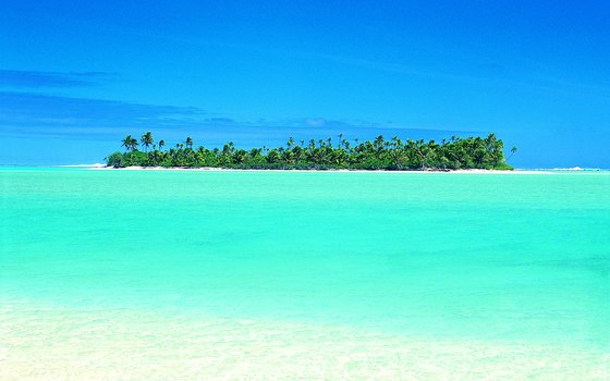 Aitutaki and its lagoon are home to sugary beaches, colorful sea life and welcoming Cook Islanders.