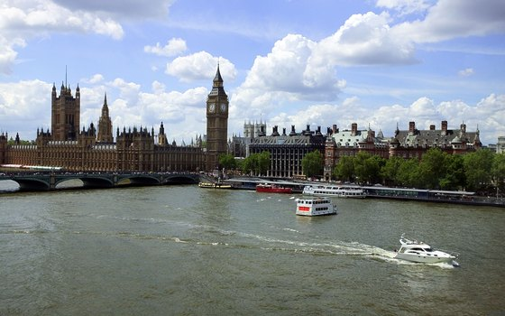 The Original London Sightseeing Tour includes a free River Thames cruise.