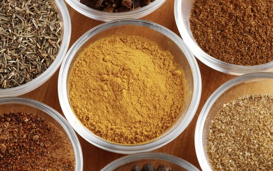 Cottage Ethiopian Cuisine uses exotic spices in most menu items.