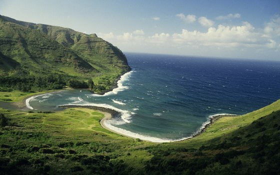 Molokai is Hawaii's least-populated island. This hidden treasure is filled with unspoiled beaches and tropical forests.