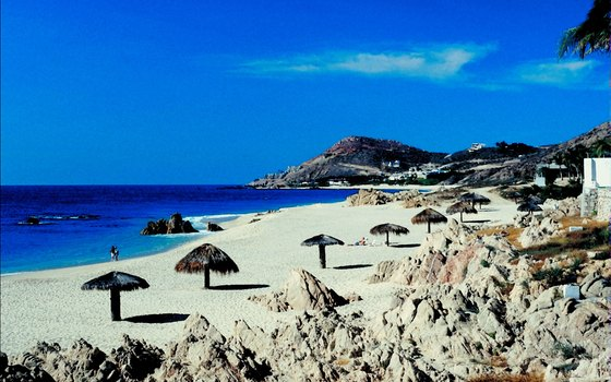 Cabo San Lucas and the Baja Peninsula are home to many luxury all-inclusive resorts.