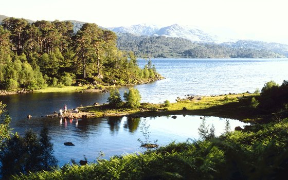 Scotland's untouched landscape makes an ideal vacation spot for people who want to escape crowded, busy cities.