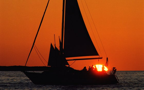 Discover your bliss sailing into a Key West sunset.