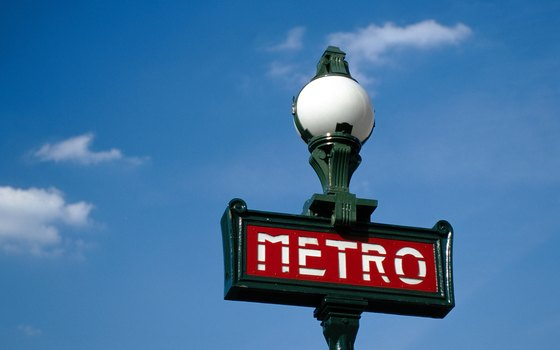 Take the Metro subways or buses to get around the large metropolitan area.