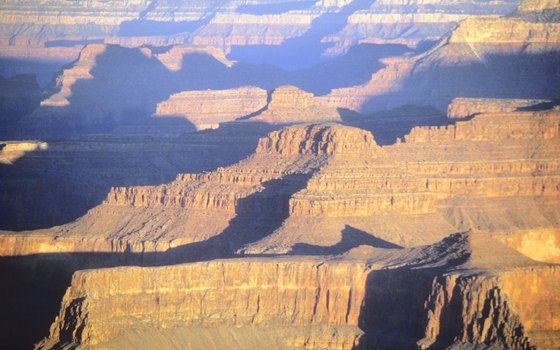 Grand Canyon National Park is located in Arizona.